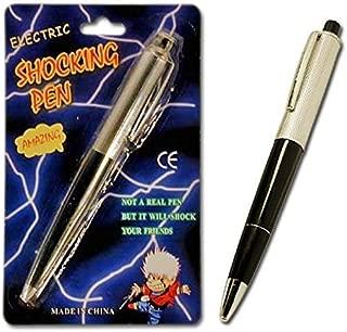 Safe  Shock Pen Funny Trick Toy