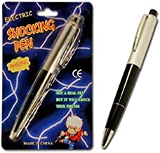 Safe  Shock Pen Funny Trick Toy