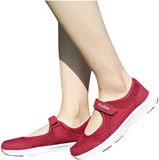 Limsea Women Shoes Comfortable Summer Sandals Anti Slip Fitness Running Sports Shoes