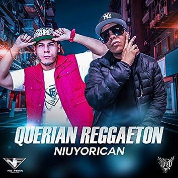 Querian Reggaeton