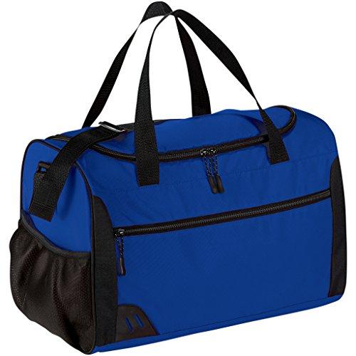 Bullet - Bolso de viaje modelo Rush sin PVC (42 x 28 x 28 cm/Azul eléctrico)