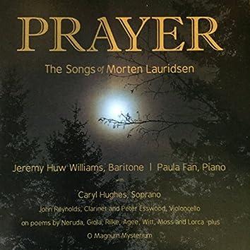 Prayer: The Songs of Morten Lauridsen
