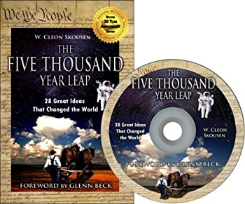 Paperback The Five Thousand Year Leap - w/CD-Rom eBook and MP3 Audio - Foreword by Glenn Beck Book