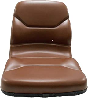 Brown Seat Fits Case Backhoe Loader 580C, 580D, 580E, 580K, 580L, 580M