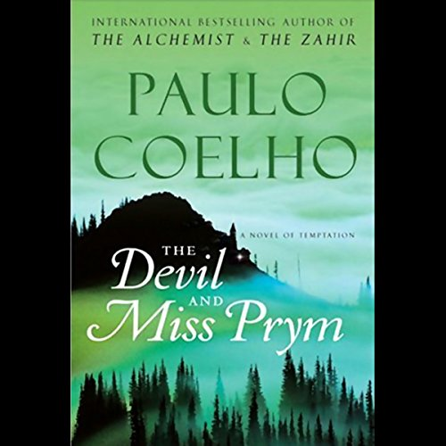 The Devil and Miss Prym audiobook cover art