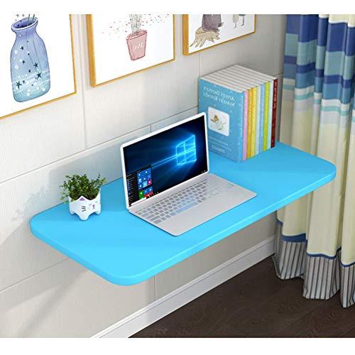 SHDS Mesa Plegable para Montar en la Pared multifunción Montaje en Pared Escritorio para computadora portátil Escritorio Escritorio Oficina en casa Escritorio para computadora Mesa plegab