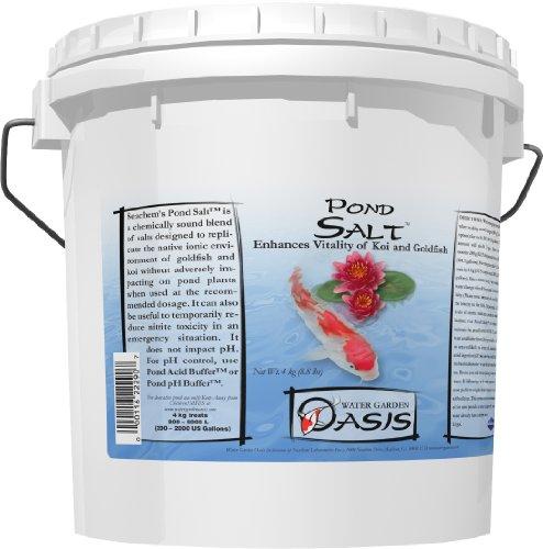 Pond Salt, 4 kg / 8.8 lbs