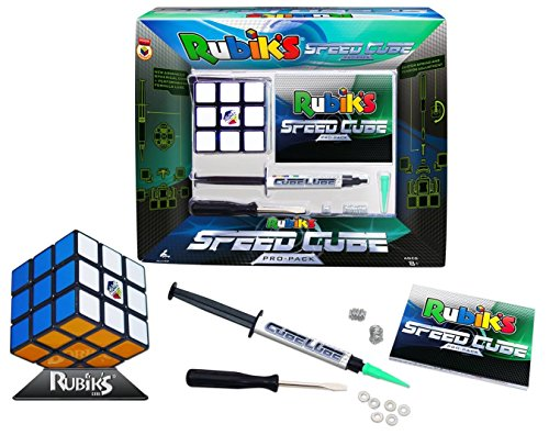 Winning Moves Games Rubik's Speed Cube Pro Pack Game