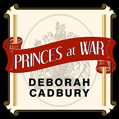 Princes at War audiobook cover art