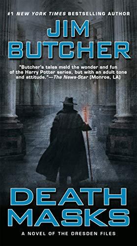 Death Masks (The Dresden Files, Book 5)