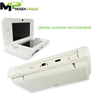 Mugen Power Battery 5000mAH for Nintendo New 3DSトリプルパワーアップグレードキット(ゲームとコンソールは含まれません)プラスアップグレードツールとMPオリジナルカラーオールインバックカバー付き(オ...