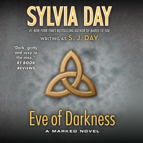 Eve of Darkness audiobook cover art