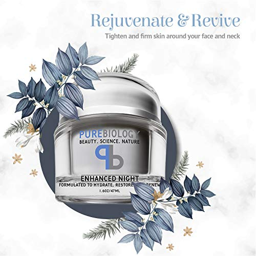 Pure Biology Anti-Aging Night Cream Review
