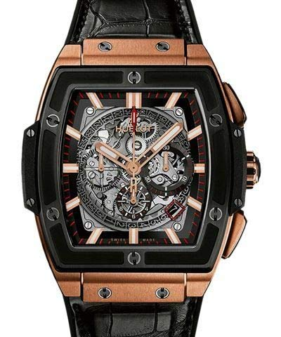 Hublot Spirit of Big Bang King Gold Ceramic Watch 601.OM.0183.LR