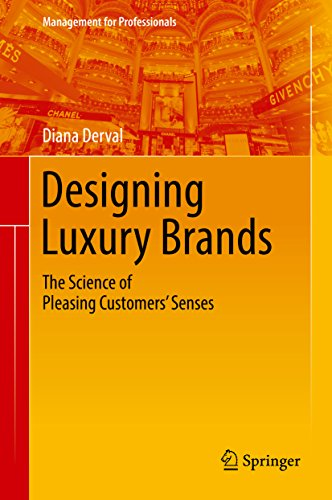 Designing Luxury Brands: The Science of Pleasing Customers' Senses (Management for Professionals) (English Edition)