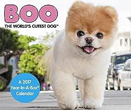 Boo Year-In-A-Box Calendar (2017)