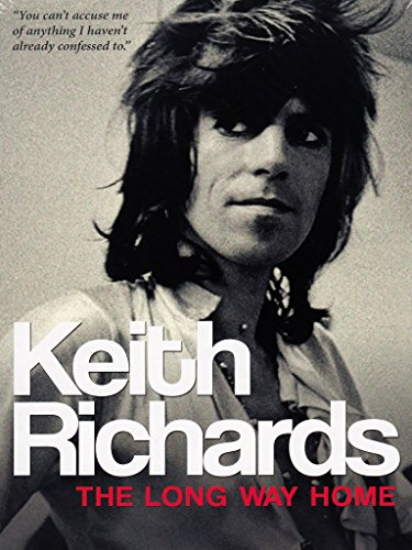 Keith Richards -The Long Way Home (2dvd)