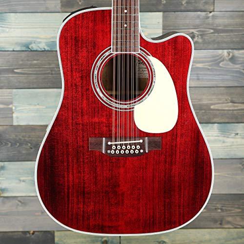 Takamine JJ325SRC-12 John Jorgenson Signature 12-String Acoustic-Electric Guitar...