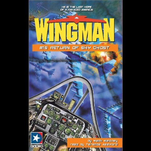 Wingman #15 audiobook cover art