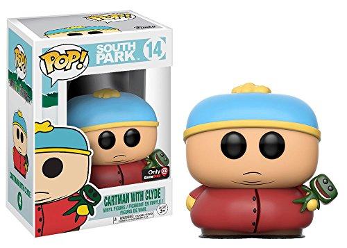 POP! South Park: Cartman mit Clyde #14 Vinyl Figur