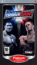 PSP - Smackdown vs Raw 2006 - Platinum - [PAL EU - NO NTSC]