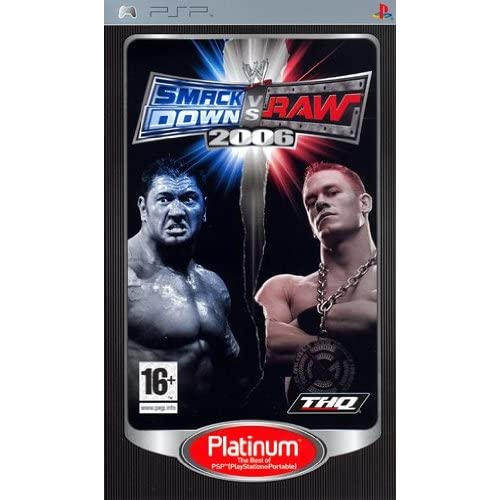 WWE Smackdown Vs Raw 2006 PLT