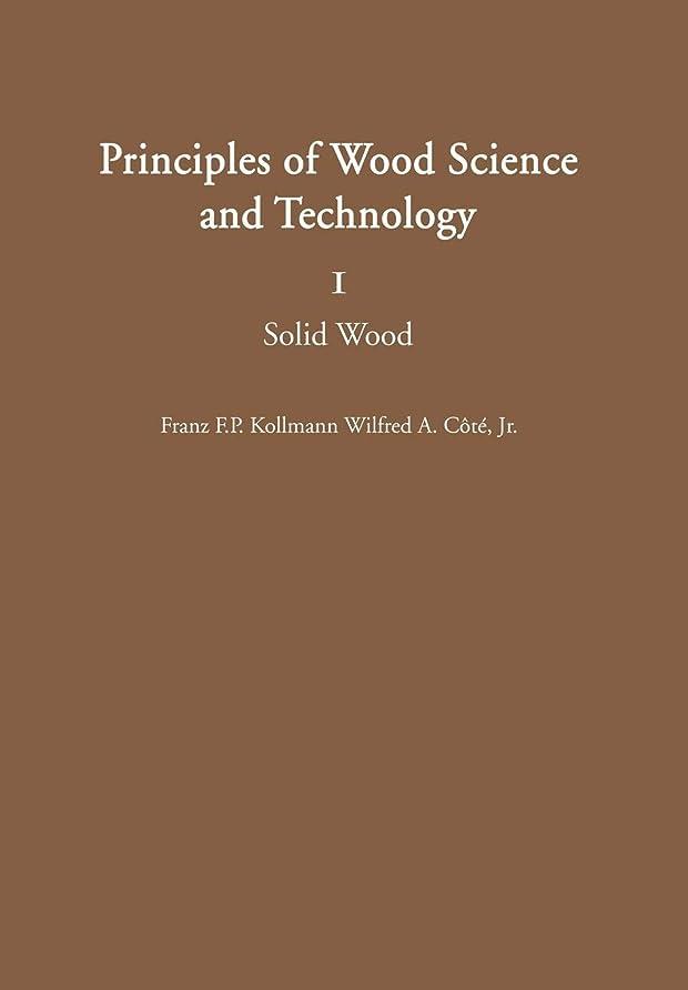 警報ビリーヤギ建物Principles of Wood Science and Technology: I Solid Wood