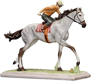 PPCP Crafts Horseman's Warrior Resin Decoration Home Decoration Craft Gift
