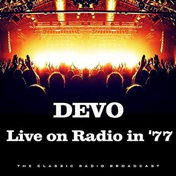 Live on Radio in '77 (Live)