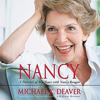 Nancy audiobook cover art