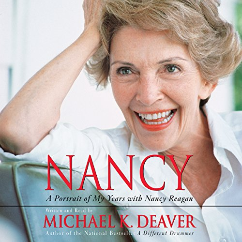 Nancy audiobook cover art