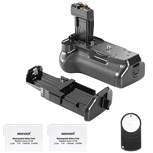 bateria canon t2i fabricante Neewer
