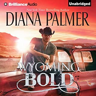 Wyoming Bold     Wyoming Men, Book 3              Written by:                                                                                                                                 Diana Palmer                               Narrated by:                                                                                                                                 Phil Gigante                      Length: 7 hrs and 43 mins     1 rating     Overall 5.0
