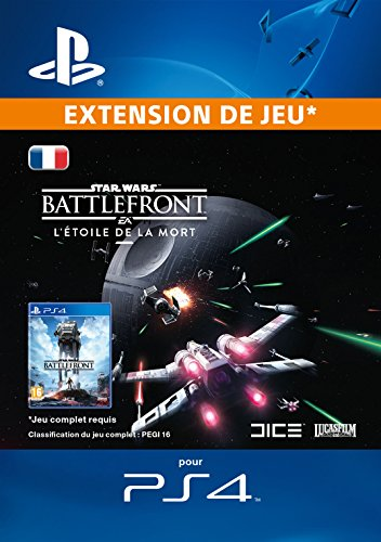 Star Wars Battlefront L'Étoile de la Mort [Code Jeu PSN - Compte français]