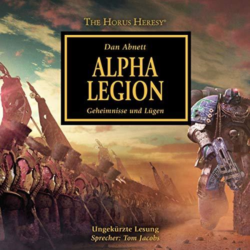『Alpha Legion』のカバーアート