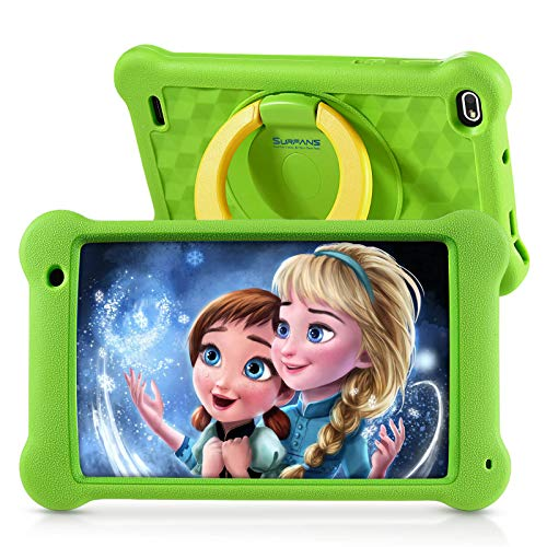 Kinder-Tablet, 2 GB RAM, 32 GB ROM, 7-Zoll-IPS-FHD-Display, Android...