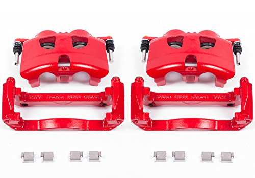 Power Stop S5404 High Performance Front Caliper - Pair