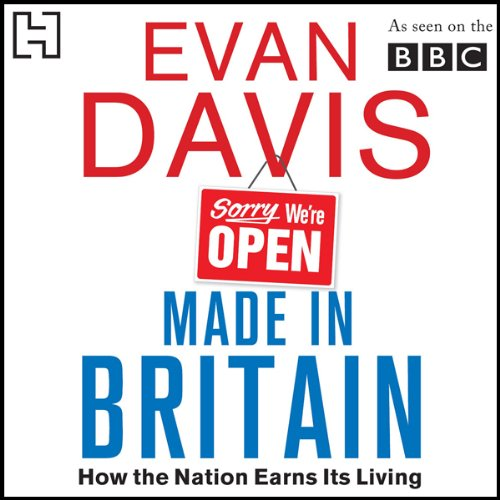 Made in Britain audiobook cover art