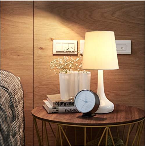 Creative Feeding bedlampje met insteekbare lichtgestuurde akoestische besturing en afstandsbediening