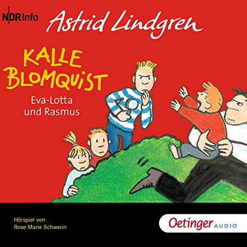 Kalle Blomquist, Eva-Lotta und Rasmus cover art