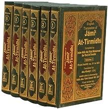 English Translation of Jami' At-Tirmidhi (6 Hardcover Vols) ترجمة جامع الترمذي