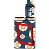 MightySkins Skin Compatible with Smok AL85 Alien Baby Kit – Mini Galaxy Bots   Protective, Durable, and Unique Vinyl Decal wrap Cover   Easy to Apply, Remove, and Change Styles   Made in The USA