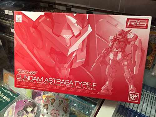 RG 1/144 Gundam Astraea type-F P-Bandai Hobby Online Shop Exclusive by Bandai
