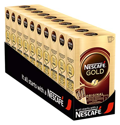 Nestlé Kaffee und Schokoladen GmbH -  NescafÉ Gold