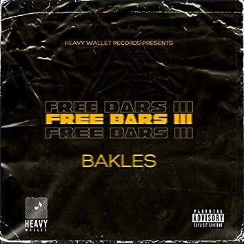 Free Bars Iii