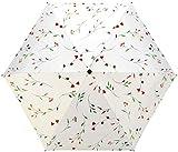 Elvira Mini Portable Sun&Rain Lightweight Umbrella-Compact Travel Umbrellas with 95% UV Protection-Starry Sky