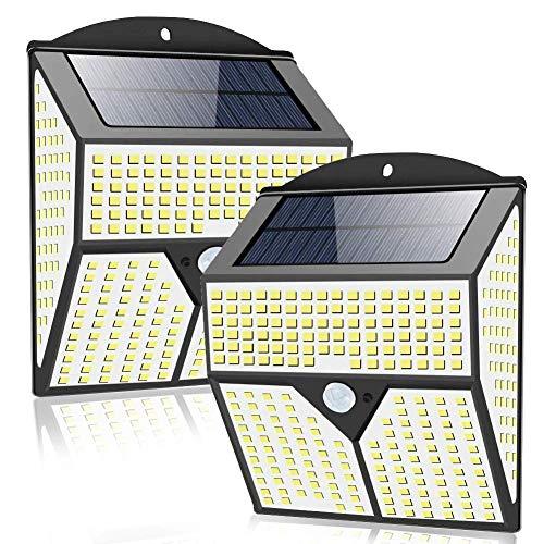 foco solar exterior fabricante Sebami