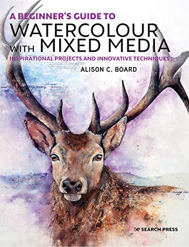 Board, A: Beginner's Guide to Watercolour with Mixed Media
