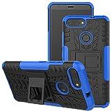 Jhxtech Zenfone Max Plus M1 ZB570TL Case, [Kickstand]