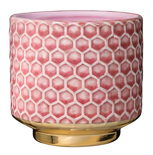 Bloomingville Blumentopf, rosa